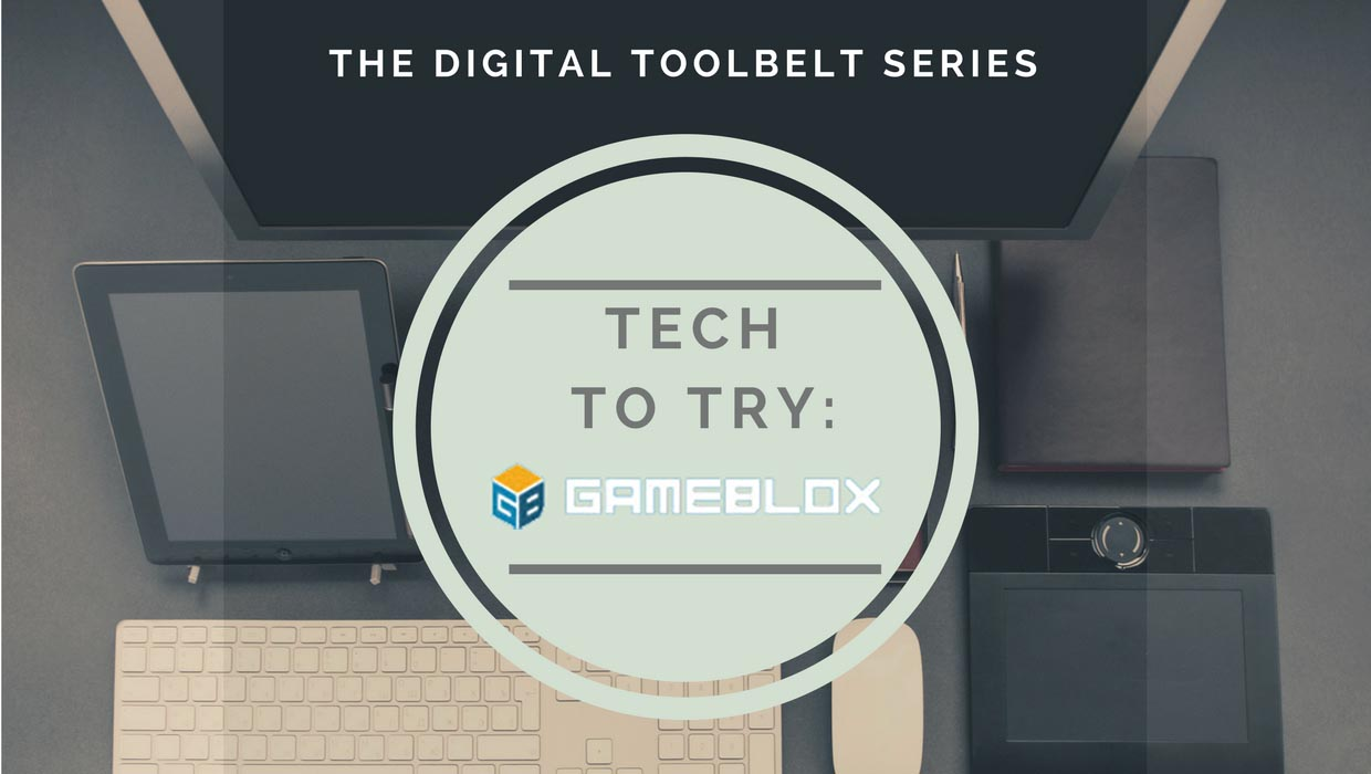 Tech to Try Gameblox