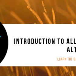 Introduction to Ally Understanding Alternative Formats