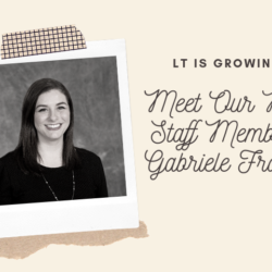 Meet Our New Staff Member Gabi Frahm
