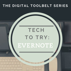 Tech to Try: Evernote