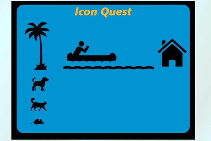 Icon Quest in Gameblox