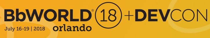 BBWorld 2018 and DevCon Orlando, FL