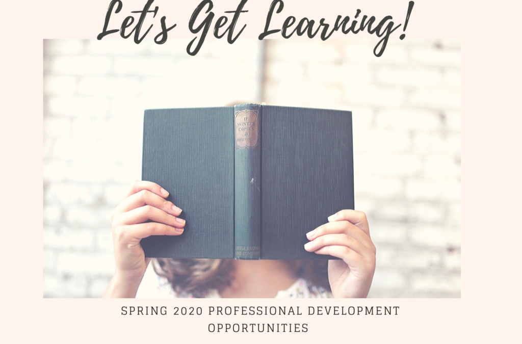 Learn Something New This Year! Upcoming LT Courses and Workshops for 2020