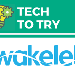 Lt Logo, Tech to Try, Wakelet Logo
