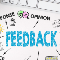 Feedback, response, opinion