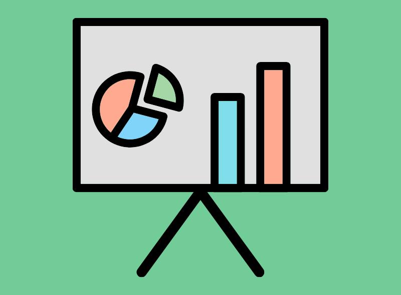 presentation on lightboard