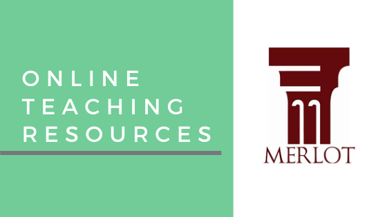 Online Teaching Resources: MERLOT