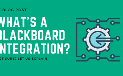 What Is a Blackboard Integration?